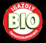Igazolt bio gazdálkodás ikon
