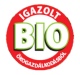 Igazolt bio termék ikon